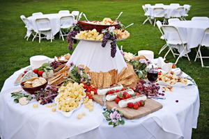 Weddings in the catskills catering your hudson valley events full moon catering junglespirit Gallery